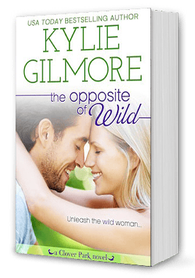 Excerpt: The Opposite of Wild Book Cover