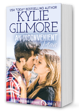 An Inconvenient Plan Book Cover