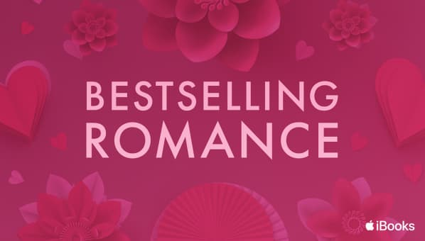 Bestselling Romance Feature on iBooks
