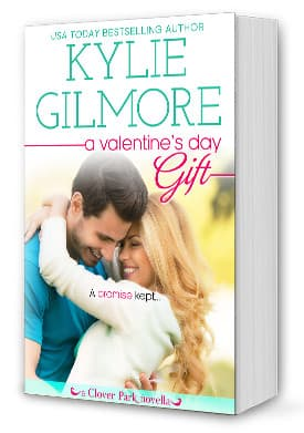 A Valentine's Day Gift Book Cover