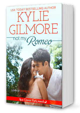 Not My Romeo Excerpt Book Cover