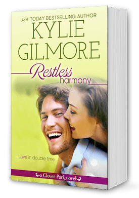 Excerpt: Restless Harmony Book Cover