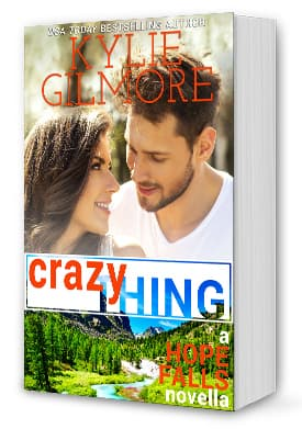 Crazy Thing Book Cover
