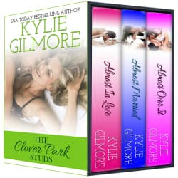 Clover Park STUDS Boxed Set Book Cover
