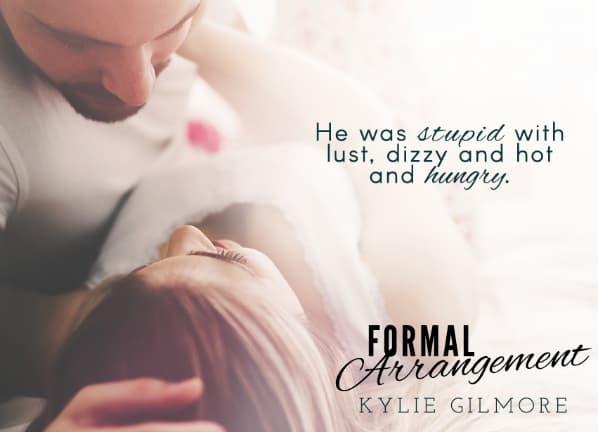 Formal Arrangement Kylie Gilmore