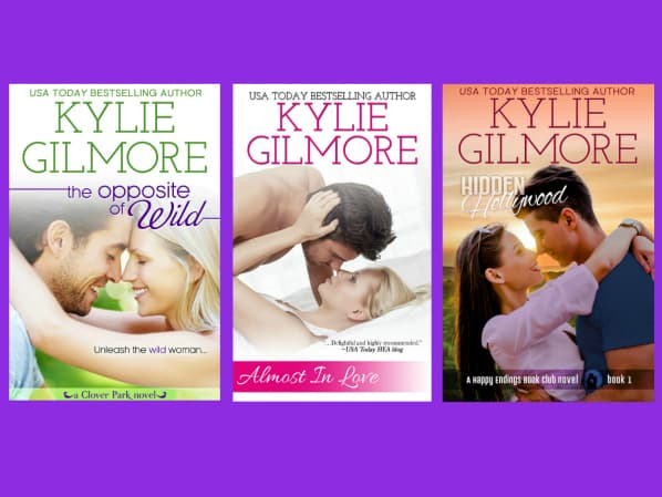 free series starters by Kylie Gilmore