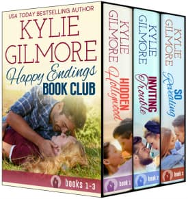Happy Endings Book Club Boxed Set Book Cover