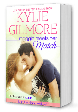 Maggie Meets Her Match Book Cover