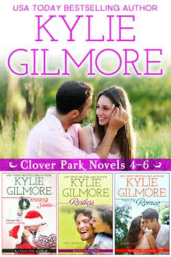 Clover Park Boxed Set 4-6 by Kylie Gilmore