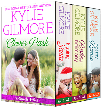 Clover Park Boxed Set 4-6 Book Cover