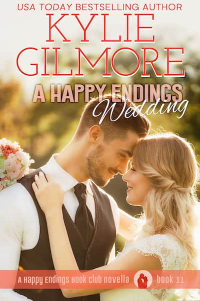 A Happy Endings Wedding by Kylie Gilmore