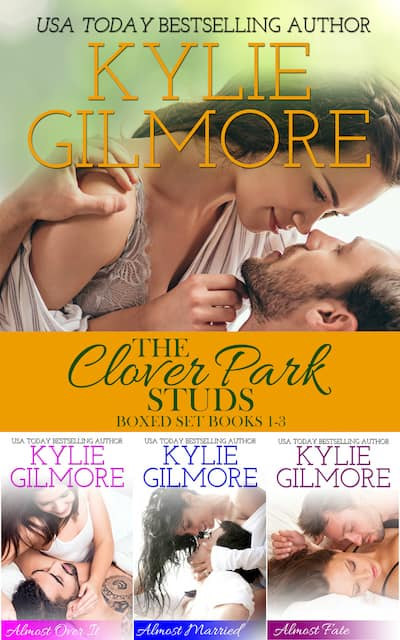 Clover Park STUDS Boxed Set by Kylie Gilmore