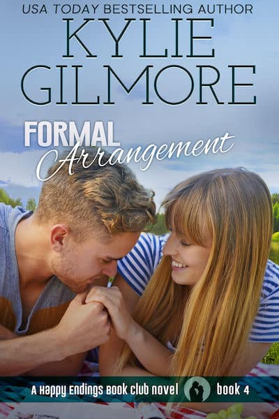 Formal Arrangement by Kylie Gilmore