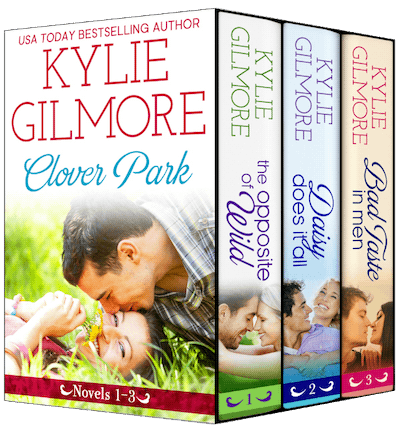 Clover Park Boxed Set 1-3