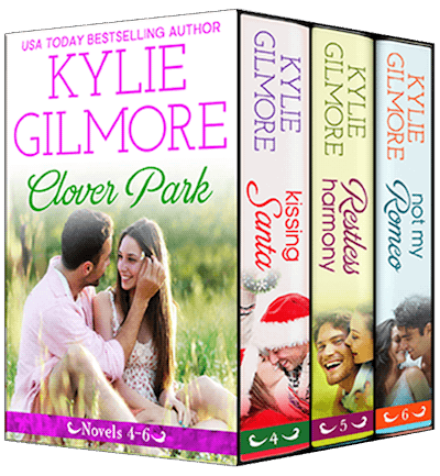 Clover Park Boxed Set 4-6