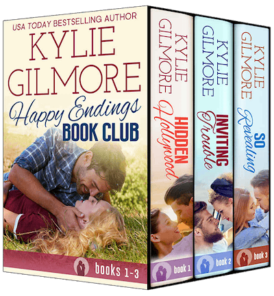 Happy Endings Book Club Boxed Set 1-3