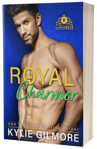 Royal Charmer by Kylie Gilmore