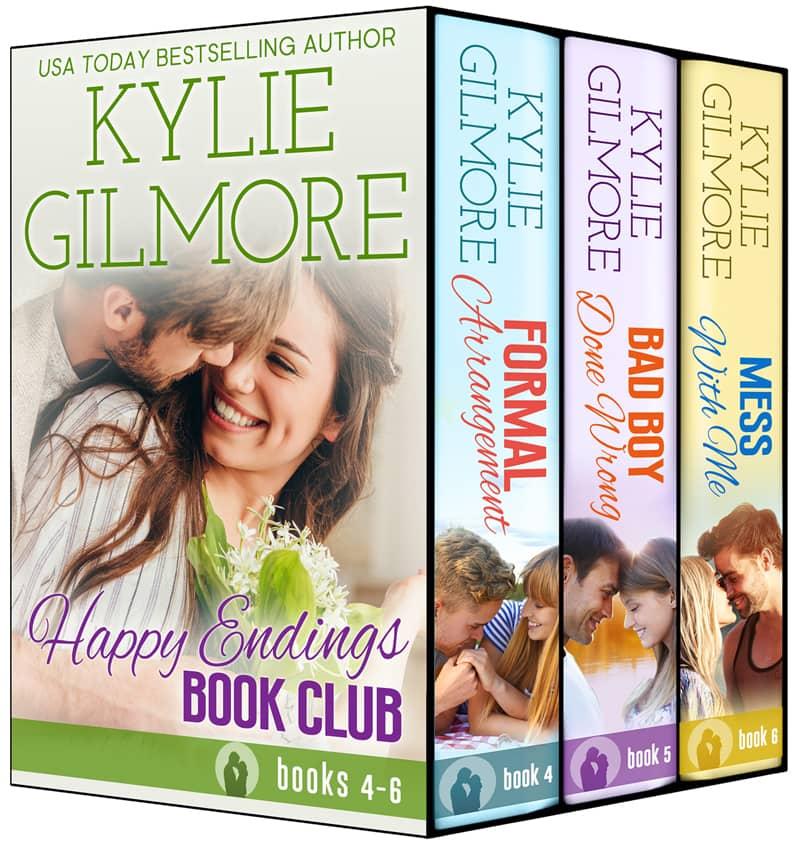 Happy Endings Book Club Boxed Set 4-6