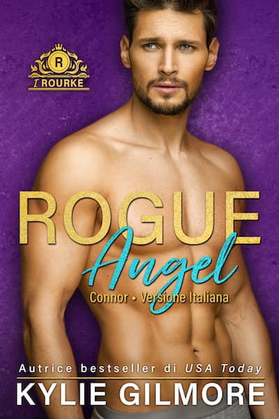 Rogue Angel - Connor by Kylie Gilmore
